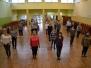 warsztaty tańca liniowego w Kobyli oraz w Bolaticach